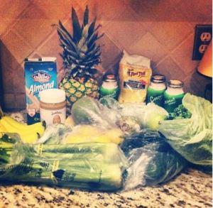 dr. oz detox groceries