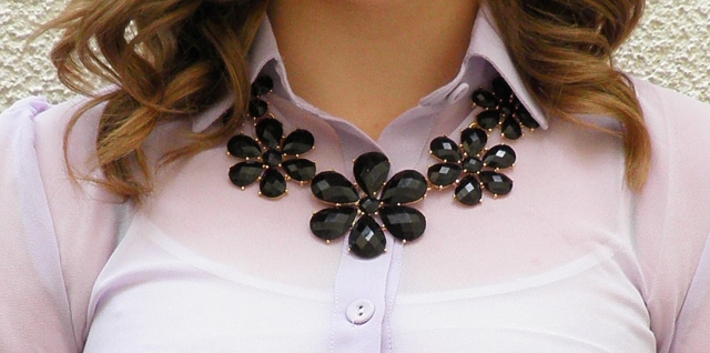 Necklace from The Flourish Boutique